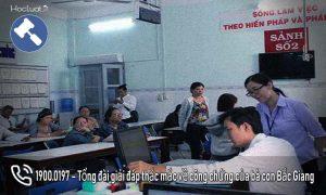 Danh sách các văn phòng công chứng tại Bắc Giang