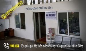 Danh sách các văn phòng công chứng tại Lâm Đồng
