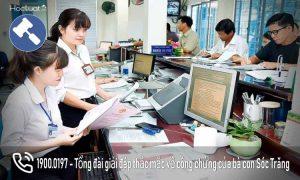 Danh sách các văn phòng công chứng tại Sóc Trăng